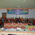 Pertemuan Profil Kesehatan Kabupaten Sijunjung